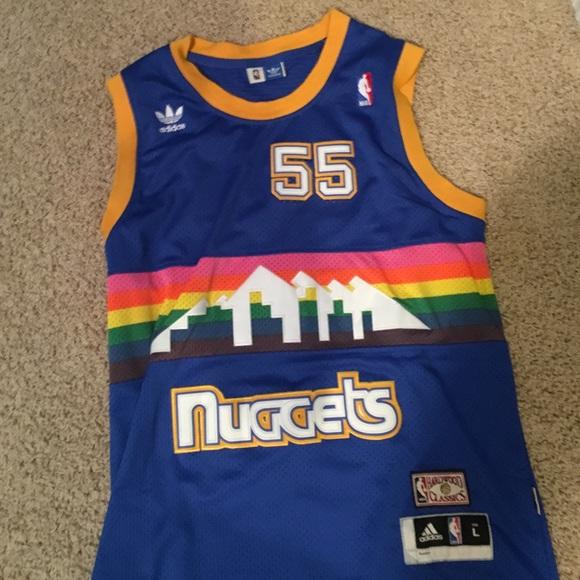 size 40 ca308 65dac NBA Hardwood classic Dikembe Mutombo jersey