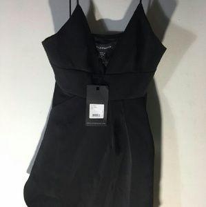 Style Stalker Frey Dress Noir NWT Size S