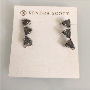 SOLD- Kendra Scott ear climbers