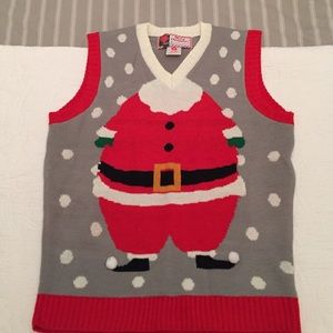 Other - Ugly Christmas Sweater Vest