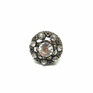 H&M embraced crystal ring
