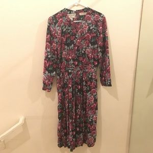 Vintage Karin Stevens dress