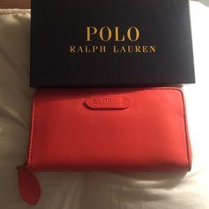 Polo by Ralph Lauren Handbags - NWT Polo Ralph Lauren Wallet