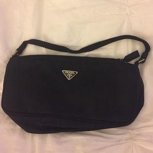 Black small Prada bag