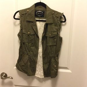 Love Tree Army Vest