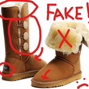 403e4b95225 UGG Shoes - How to Spot FAKE Uggs!