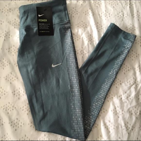 64bcadc27a7cc6 Nike Pants | Nwt Power Flash Epic Running Tights | Poshmark