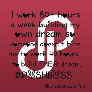 Other - 🙌🏻🙌🏻🙌🏻#PoshBoss #BossBabe