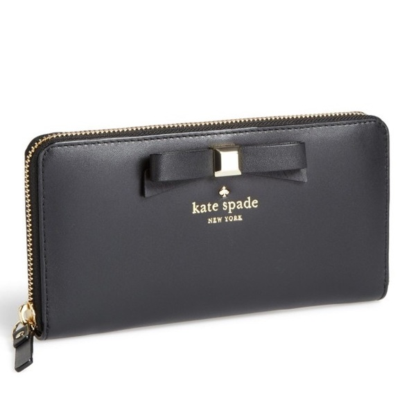 9ca4de5bf6fd kate spade Handbags - Kate Spade Holly Street Lacey Zip Around Wallet
