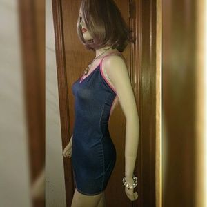 Dresses & Skirts - Blue Club Dress