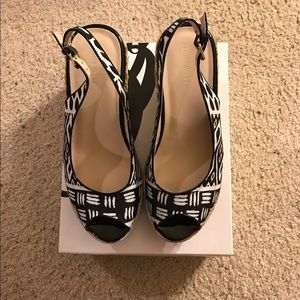 Nine West Wedge Sandals