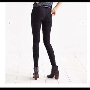 Black BDG High-Rise Skinny Jeans