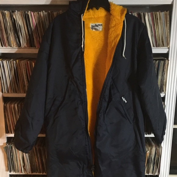 Vintage Jackets Coats Tru West Swim Parka Snowboard Jacket