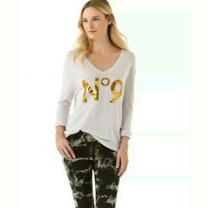 Wildfox Couture Sweaters - WILDFOX COUTURE NO 9 SEQUIN SWEATER