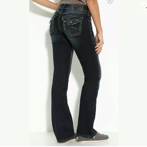 Silver Jeans - ISO: Silver Dawson jeans with sparkly pockets from ...
