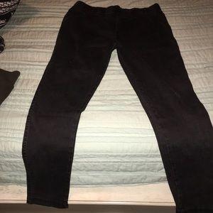 Woman's Touch Apparel Pants - Black Skinny Jean Jeggings