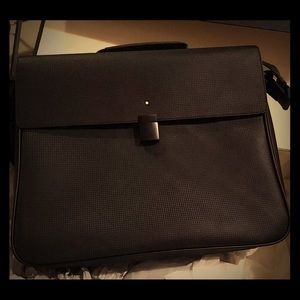 Montblanc Other - Montblanc men's business bag
