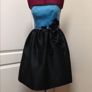 Jill Stuart strapless dress