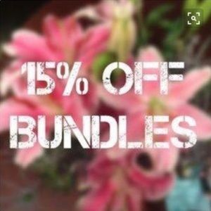 ❤️️Bundle of 3 and up and save 15% and shipping❤️️