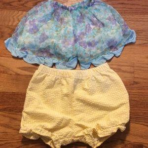Florence Eiseman Other - 2 flirty girls shorts