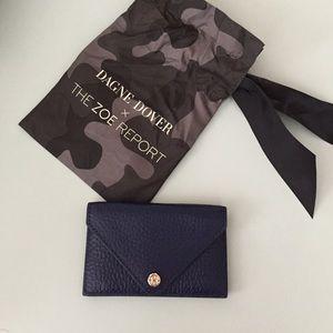 Dagne Dover Accessories - Dagne Dover Exclusive Leather Card Case