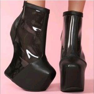 Jeffrey Campbell Shoes - Jeffrey Campbell moonwalk boots