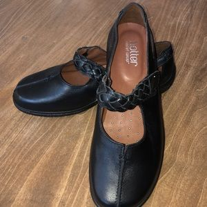 23d656b13fa Hotter Shoes - Hotter Brand Mary Jane Shoes size 8 extra wide new