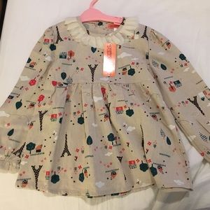 Funkyberry Other - Funkyberry Paris Dress 2T NWT