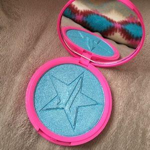 Jeffree Star cosmetic Skin frost: deep freeze
