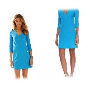 Lilly Pulitzer Charlena dress size xs. EEUC.