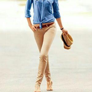 Victoria's Secret Denim - New Victoria's Secret Polka Dot VS Siren Jeans