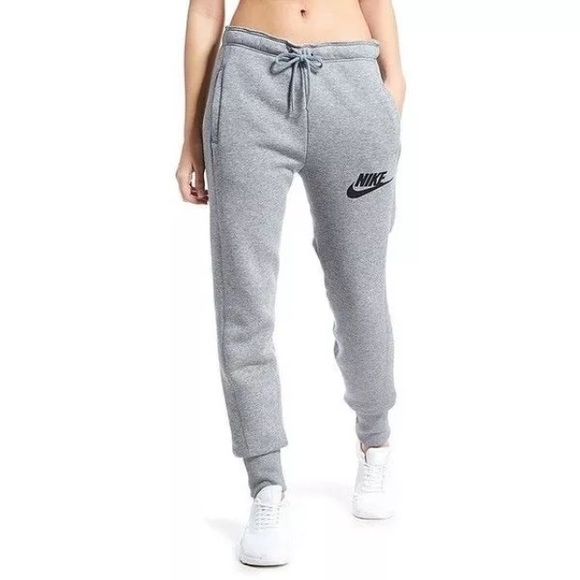 Perfect Nike Womens Rally Jogger Sweatpants BlackWhite  Sneaker Doctor
