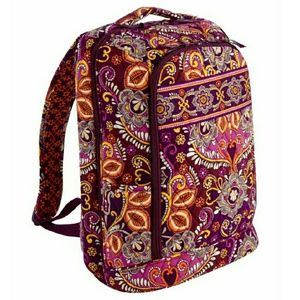 Vera Bradley Handbags - Vera Bradley laptop backpack