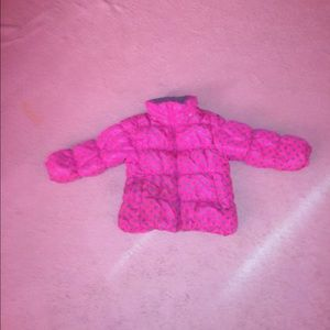Carter's Girls Winter Polka Jacket. Size S/4