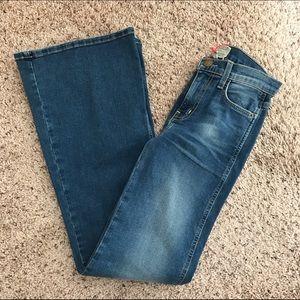 Current/Elliott Denim - ❤️SALE❤️Current/Elliott flare jean faded