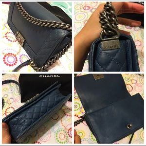 Chanel boy reverso HOLD FOR tuyetp