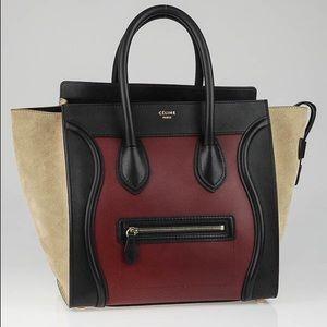 Celine Handbags - Céline Mini Luggage