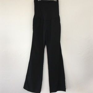 Maternity Basic Black Dress Pants