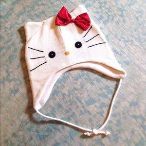 Sanrio Accessories - Hello Kitty Beanie
