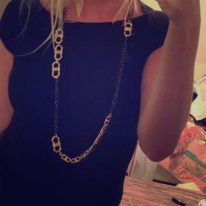 Elaine Turner Jewelry - NWOT Elaine Turner Gun Metal Necklace