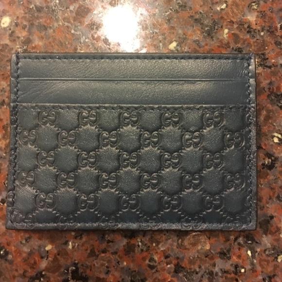 6921b25c93f3 Gucci Accessories | Signature Money Clip | Poshmark
