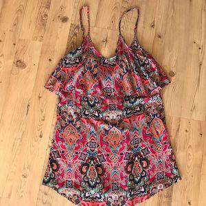 Lulu's Dresses & Skirts - Lulu's Printed Dress
