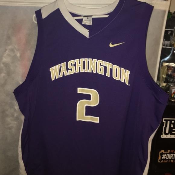 pretty nice e9ee0 4ad3c Isaiah Thomas Washington Huskies Jersey XL