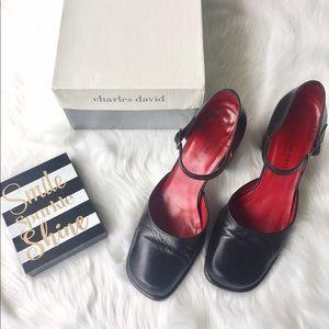 Charles David Shoes - 👠Charles David 👠Black Mary Janes Size 7