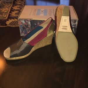 Wedge Sandal size 8.5