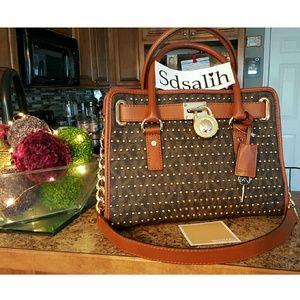 Michael Kors Handbags - 🌟NWT🌟 Authentic Michael Kors Hamilton