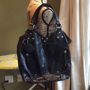 ellington Handbags - Ellington black leather shoulder bag