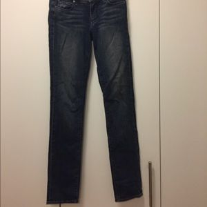 Paige jeans Skyline drive classic peg leg size 26