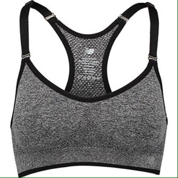 new balance gym bra