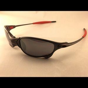 d15841933 Oakley Accessories   Vintage Juliet Ducati Carbon Black 12673   Poshmark